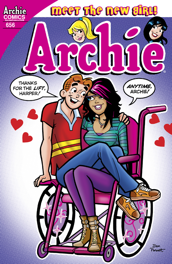 ARCHIE COMICS and Little Ol' Me!!!!!! | Jewel Kats Sabrina The Teenage Witch